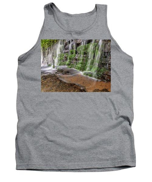 Rock Wall Waterfall Tank Top