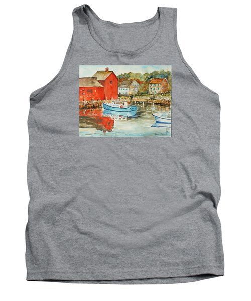 Rockport Tank Top
