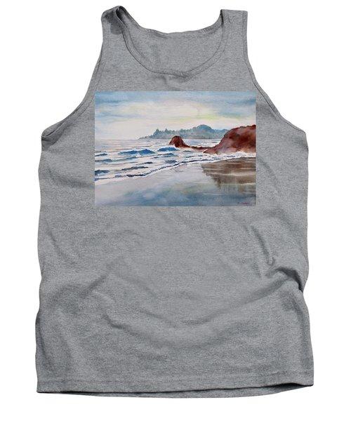 Rocky Beach Tank Top by Geni Gorani