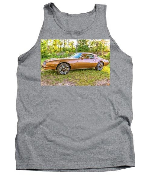 Rocky Drive Tank Top