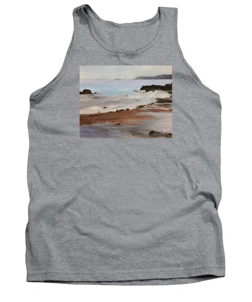 Rocky Neck Beach Tank Top