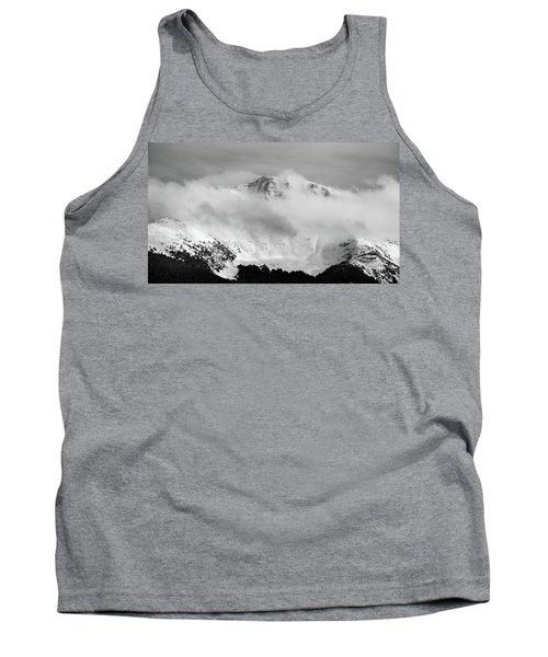 Rocky Mountain Snowy Peak Tank Top