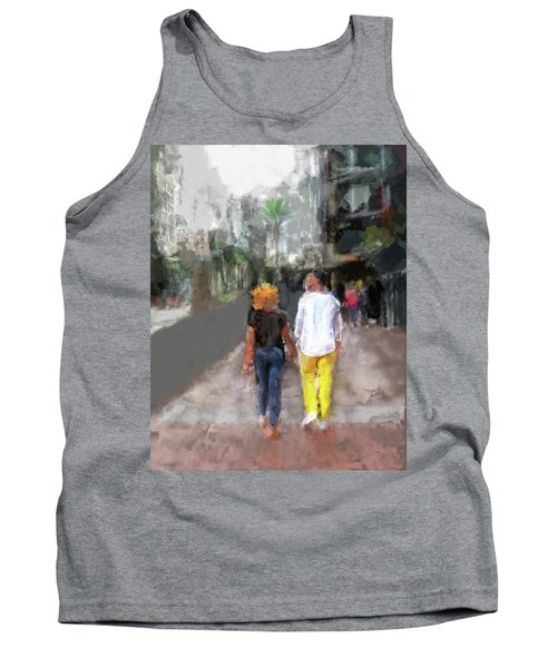 Romantic Couple Tank Top
