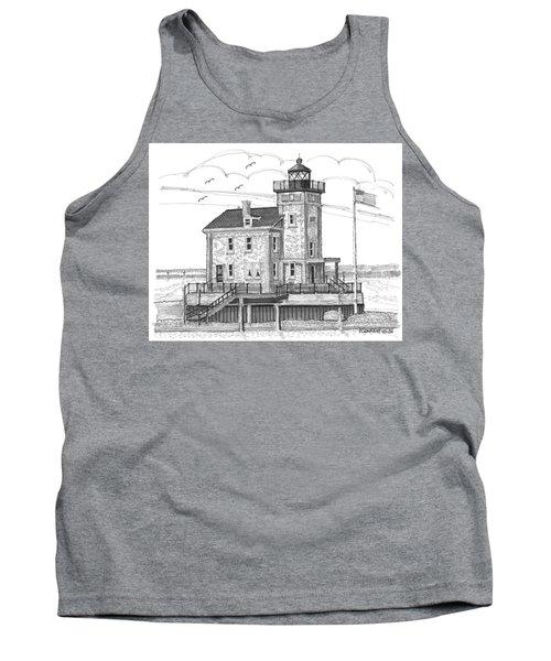 Rondout Lighthouse Tank Top