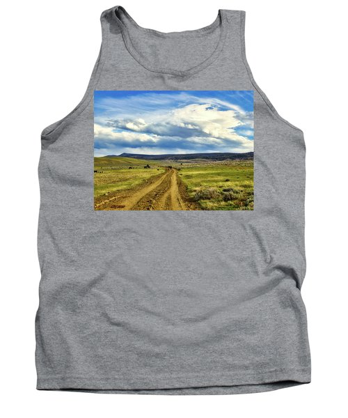 Room To Roam - Wyoming Tank Top by L O C