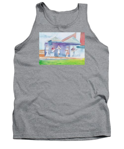 Roots Retreat Bluegrass Tank Top