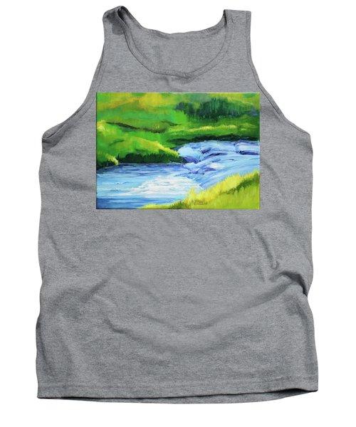 Rose Creek Summer Tank Top