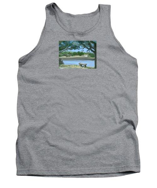 Rosemary Lake Tank Top