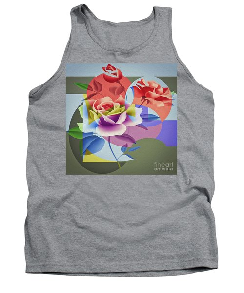 Roses For Her Tank Top