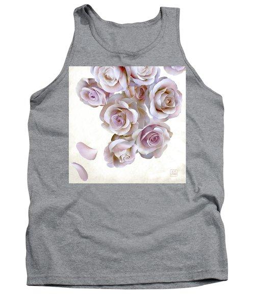 Roses Of Light Tank Top