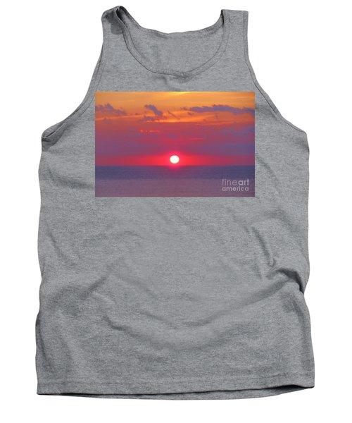 Rosy Sunrise Tank Top