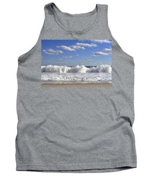 Rough Surf Jersey Shore  Tank Top
