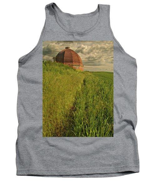 Round Barn Tank Top