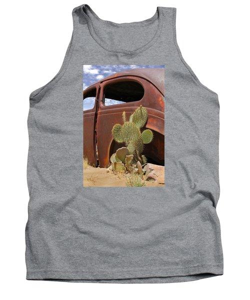 Route 66 Cactus Tank Top