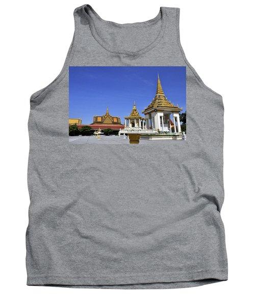 Roy Palace Cambodia 10 Tank Top