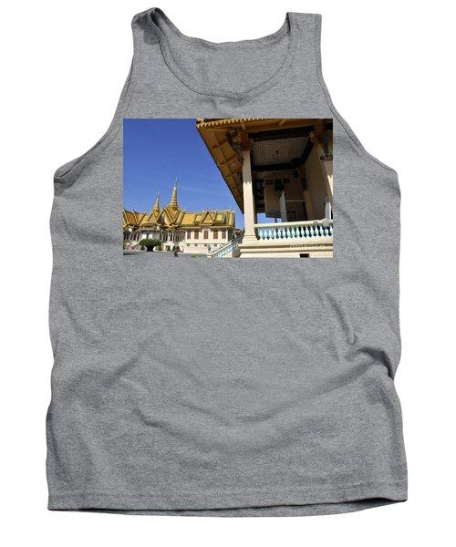 Roy Palace Cambodia 11 Tank Top