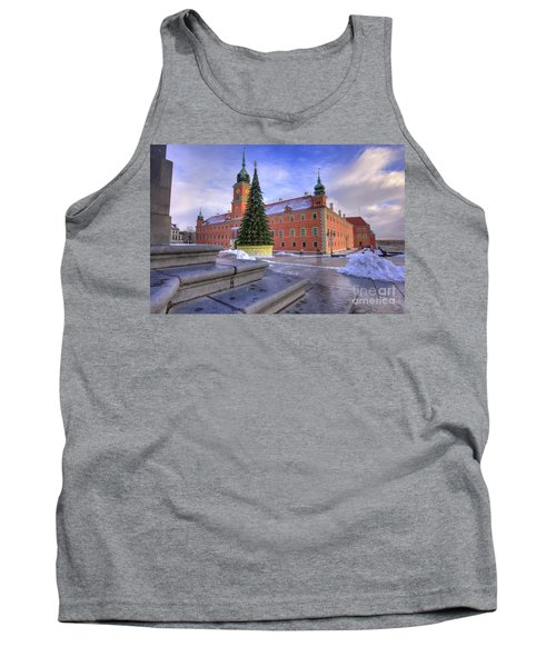 Tank Top featuring the photograph Royal Castle by Juli Scalzi