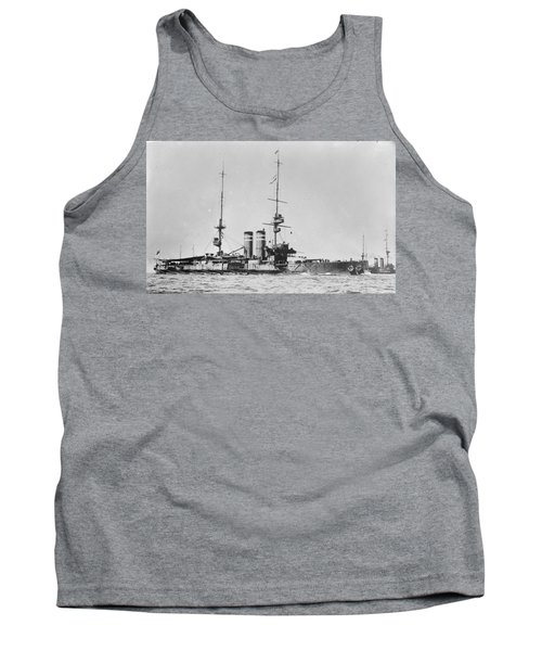 Royal Navy Tank Top