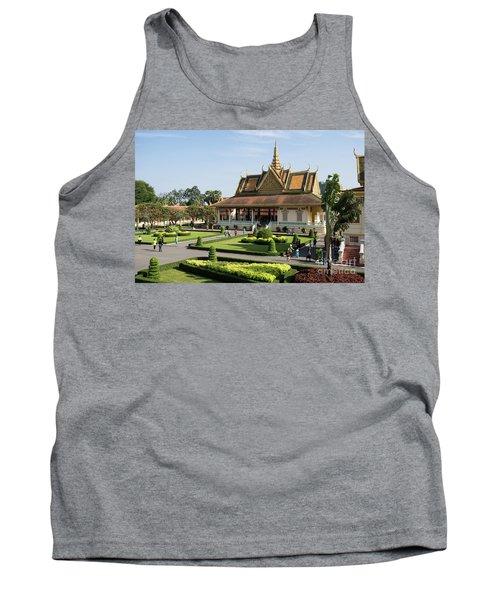 Royal Palace 06 Tank Top