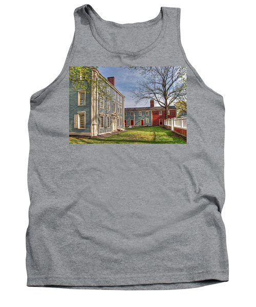 Royall House And Slave Quarters Tank Top