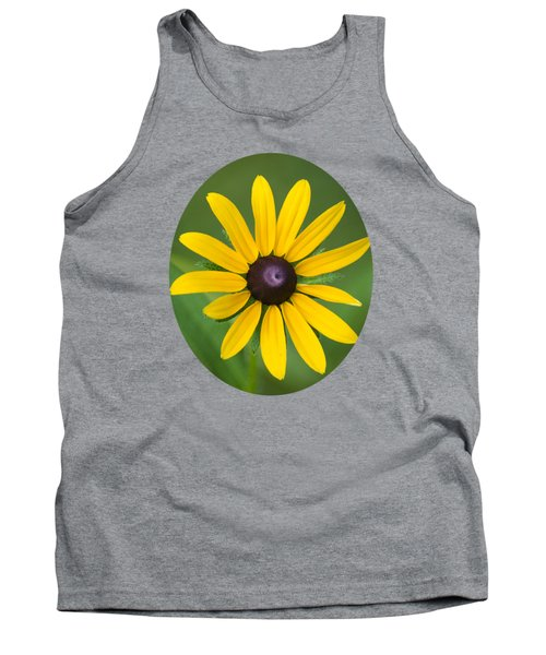 Rudbeckia Flower Tank Top