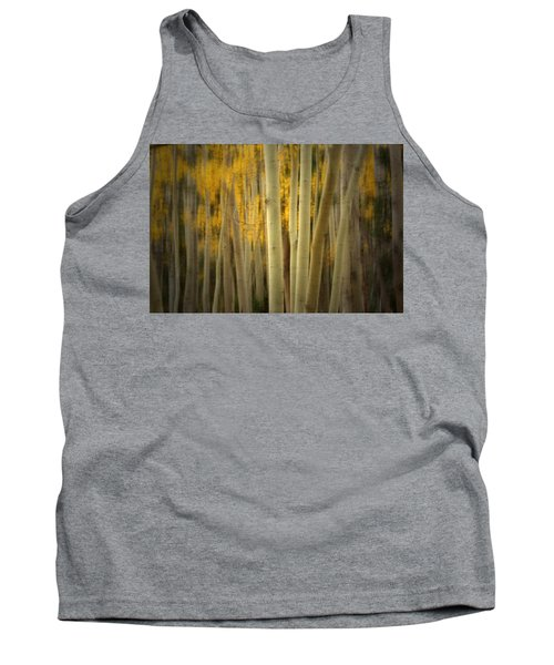 Run Wild  Tank Top by Mark Ross