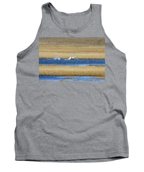 Running On Water Tank Top by Anthony Jones