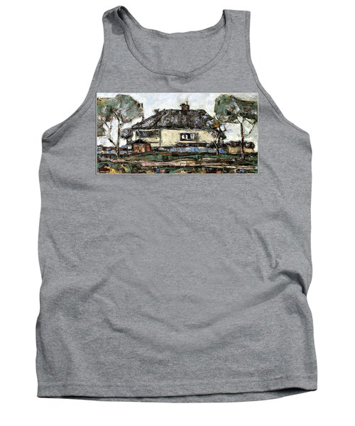Rural Landscape 21 Tank Top