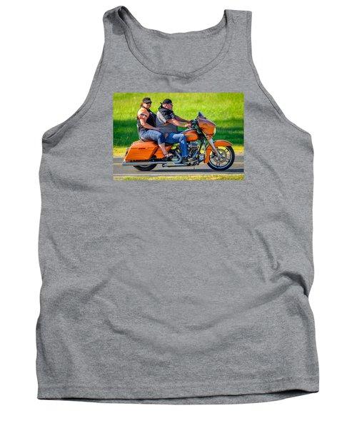 Rural Ride Tank Top