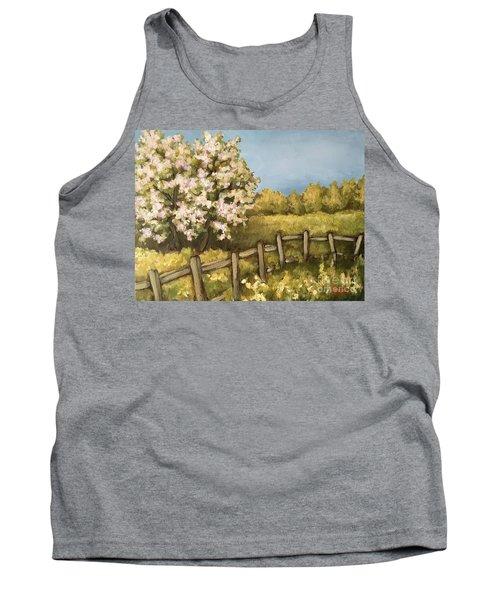 Rural Spring Tank Top