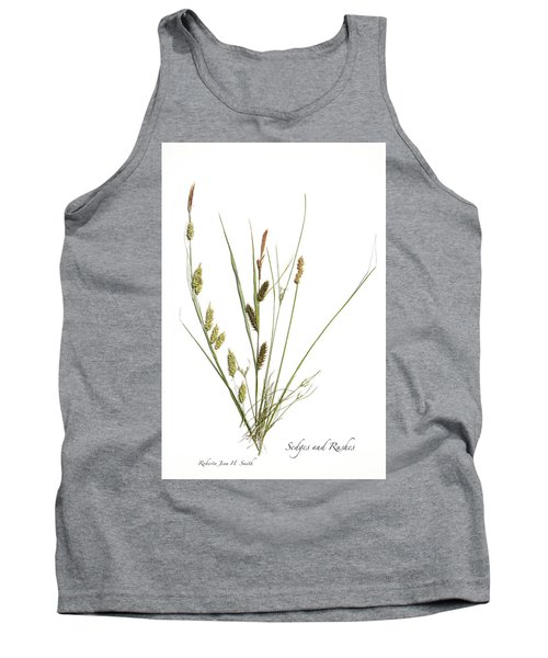 Rushes And Sedges Tank Top