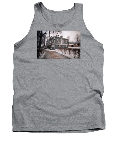 Russian Home January 89 Tank Top by Ted Pollard