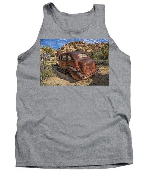 Rust Bucket Tank Top