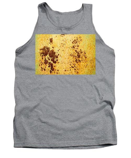 Rust Metal Tank Top