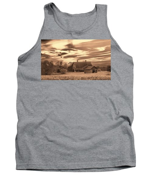 Rustic Barn 2 Tank Top