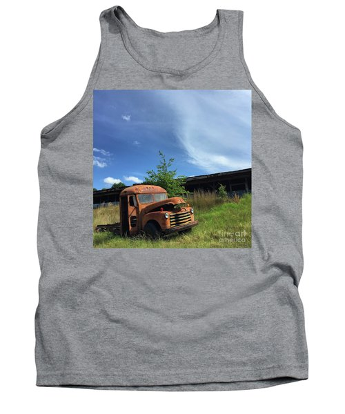 Rustic Memories 1950s Tank Top