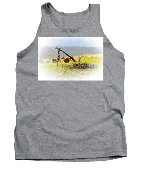 Rusty Anchor Tank Top