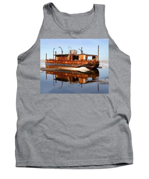 Rusty Barge Tank Top