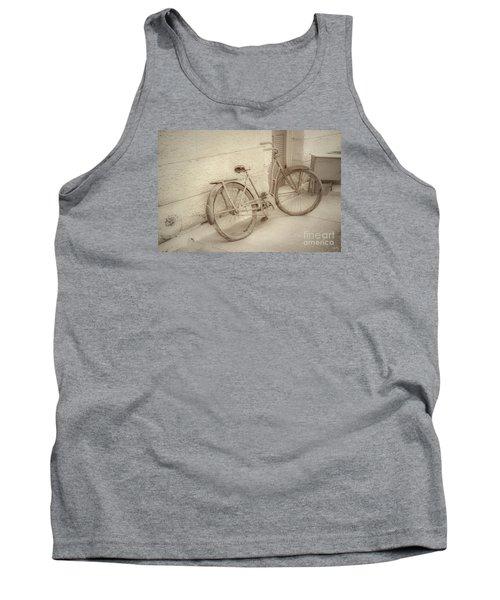 Rusty Bicycle Tank Top