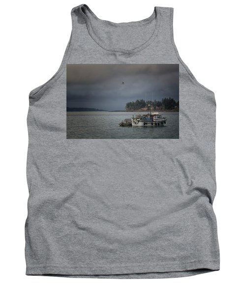 Tank Top featuring the photograph Ryan D by Randy Hall