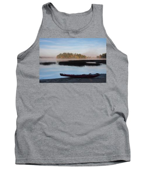 Sabao Morning Tank Top by Brent L Ander
