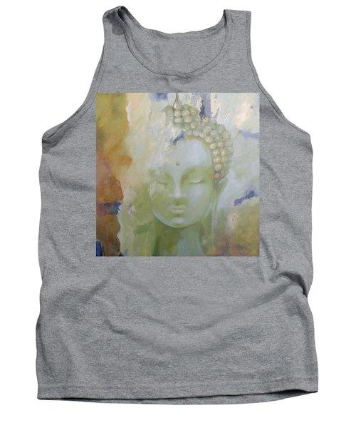 Sage Buddha Tank Top by Dina Dargo