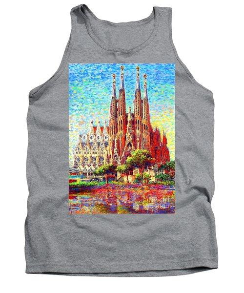 Sagrada Familia Tank Top