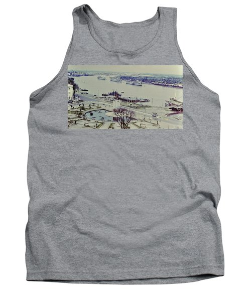 Saigon River, Vietnam 1968 Tank Top