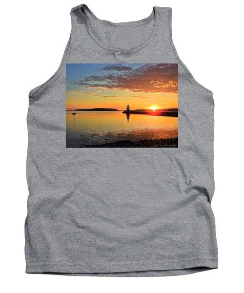 Sail Into The Sunrise Tank Top