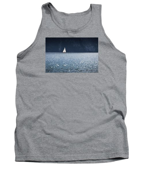 Sailboat Tank Top by Chevy Fleet