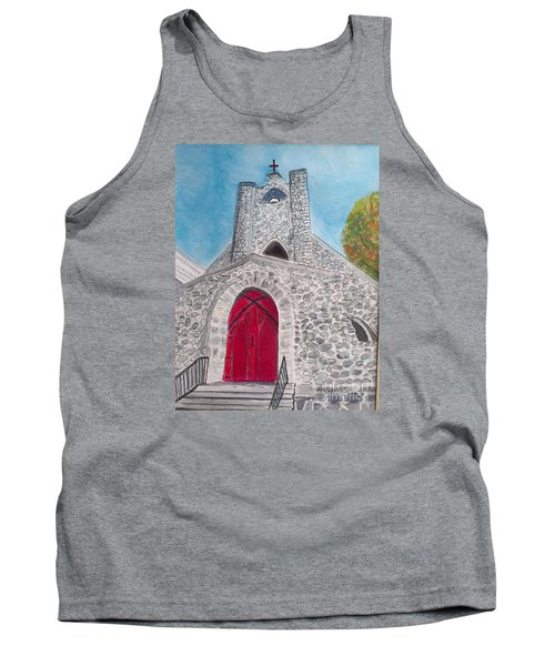 Saint James Episcopal Church Tank Top
