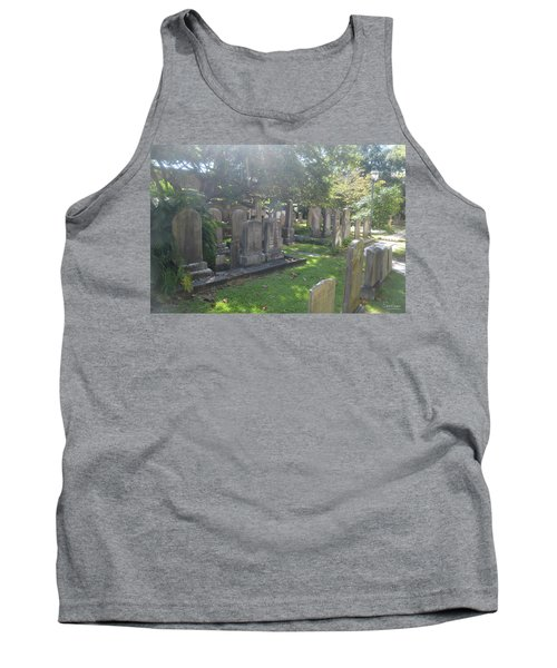 Saint Phillips Cemetery 4 Tank Top