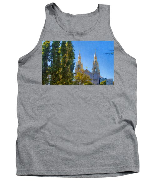 Saints Peter And Paul Church Tank Top