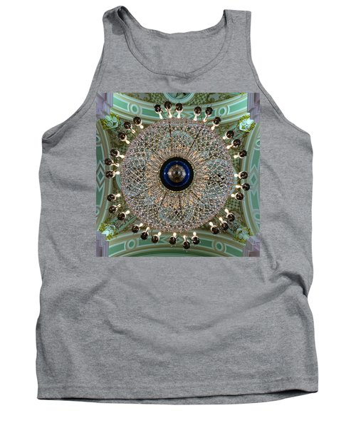 Saints Peter And Paul Fortress Tank Top